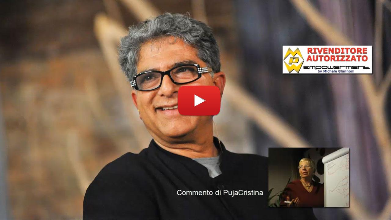 PujaCristina Commento Meditazione 01 DeepaK Chopra