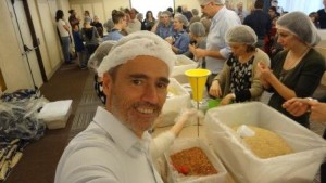 Michele Giannoni a Stop Hunger Now